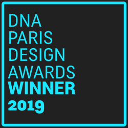 DNA PARIS AWARDS WINNER BEST PACKAGING